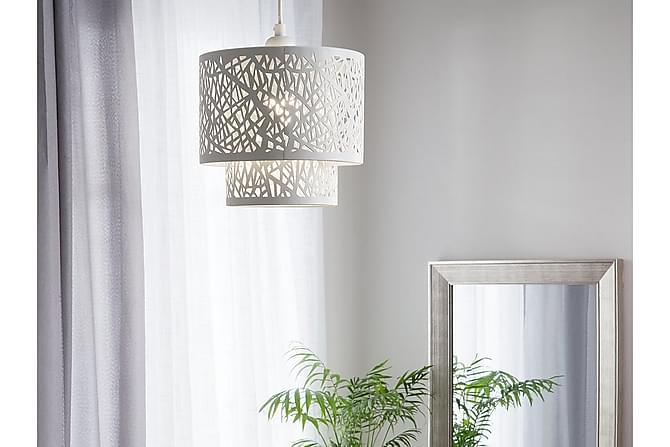 Kattovalaisin Sanaga 22 cm - Valkoinen - Valaistus - Sisävalaistus & lamput - Kattovalaisimet
