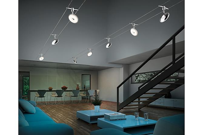 LED-vaijerivalaisin setti Trio Pilatus, 5 kpl - TRIO - Valaistus - Sisävalaistus & lamput - Kattovalaisimet
