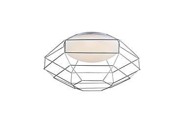 Plafondi Nest Valkoinen/Hopea