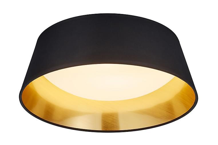 Ponts LED Kattovalaisin 34 cm Musta/Kulta - TRIO - Valaistus - Sisävalaistus & lamput - Kattovalaisimet