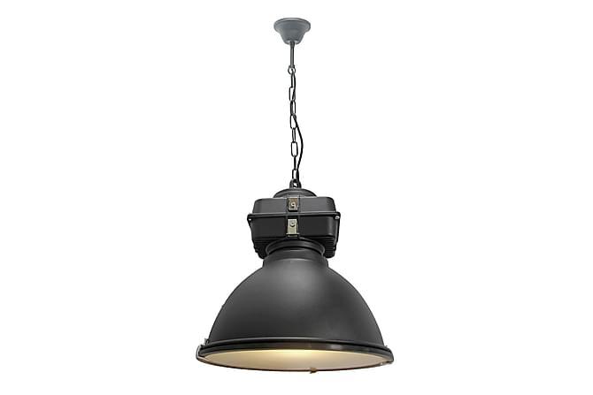 Riippuvalaisin Ahnah Himmennettävä Lasi 40 cm - Musta - Valaistus - Sisävalaistus & lamput - Kattovalaisimet