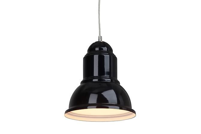 Riippuvalaisin Edilia Himmennettävä 23,5 cm - Musta Helmi - Valaistus - Sisävalaistus & lamput - Kattovalaisimet
