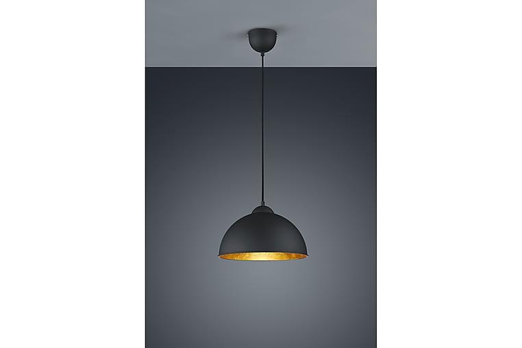 Riippuvalaisin Jimmy Ø31 cm Musta/Kulta - TRIO - Valaistus - Sisävalaistus & lamput - Kattovalaisimet