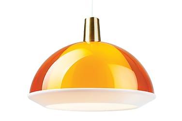 Riippuvalaisin Kuplat 40 cm Pyöreä Oranssi
