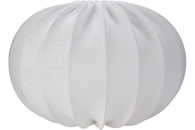 Kattovarjostin PR Home Hilma Ø60x42cm Valkoinen - PR Home - Valaistus - Sisävalaistus & lamput - Lampunvarjostimet