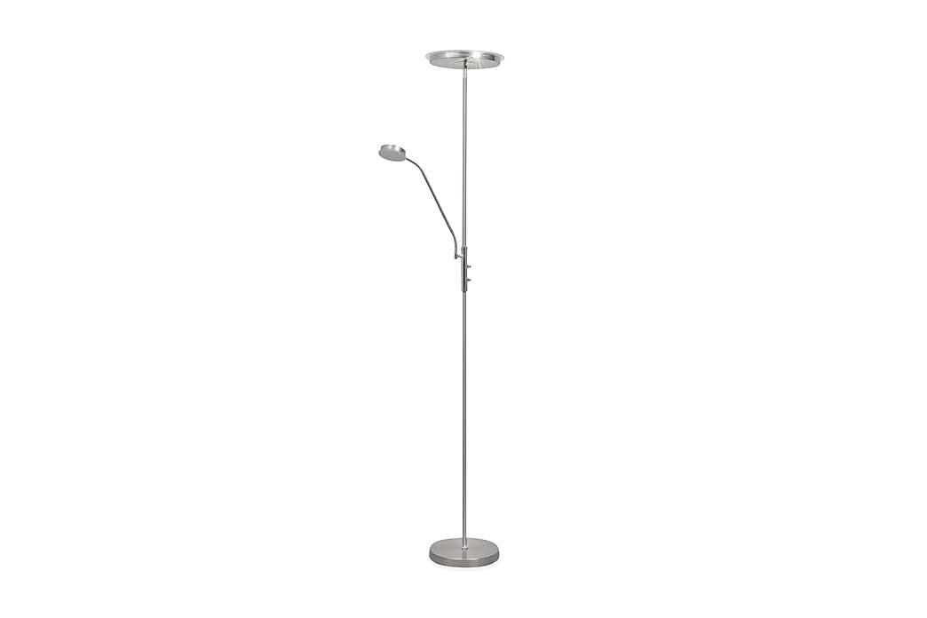 Himmennettävä LED Lattialamppu 23W - Hopea - Valaistus - Sisävalaistus & lamput - Lattiavalaisimet