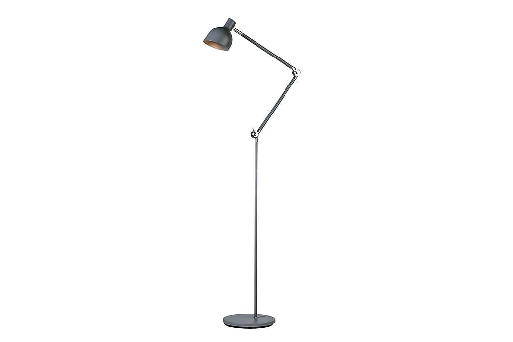 Lattiavalaisin Colton 145 cm Harmaa - Belid - Valaistus - Sisävalaistus & lamput - Lattiavalaisimet