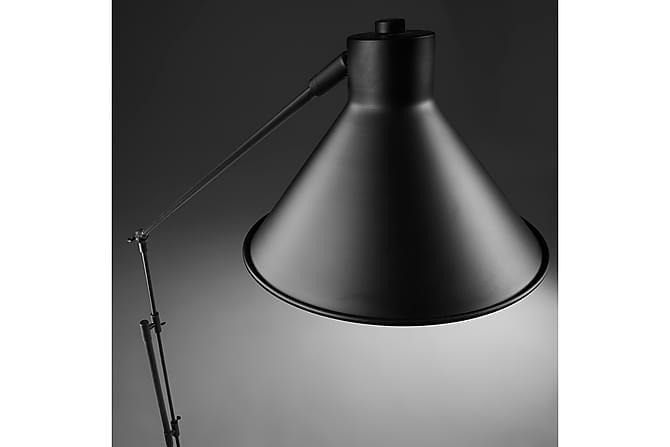 Lattiavalaisin Odine - Musta - Valaistus - Sisävalaistus & lamput - Lattiavalaisimet