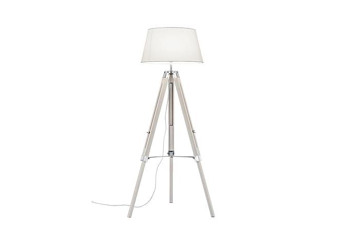 Tripod floor lamp E27 white - TRIO - Valaistus - Sisävalaistus & lamput - Lattiavalaisimet