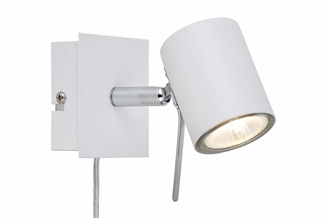 Seinävalaisin Hyssna Valkoinen - Markslöjd - Valaistus - Sisävalaistus & lamput - Seinävalaisimet