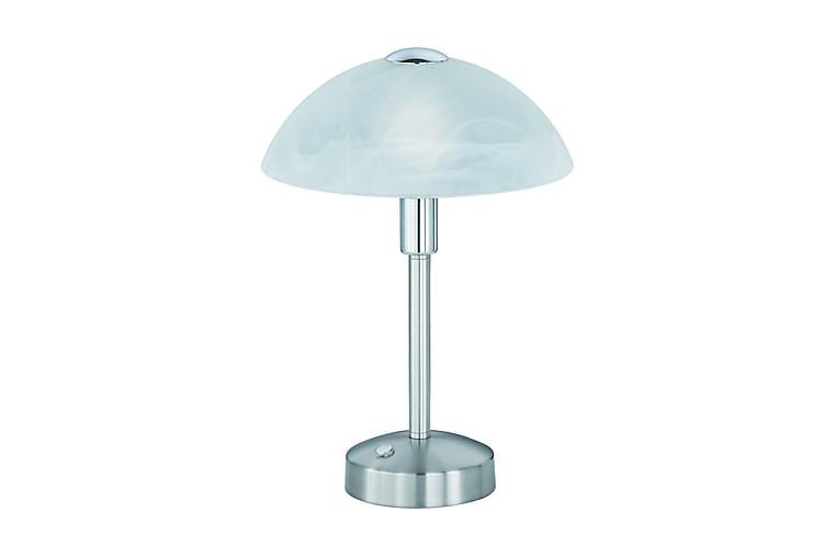 LED-Pöytävalaisin Donna Ø22,5 cm Harjattu Teräs - TRIO - Valaistus - Sisävalaistus & lamput - Pöytävalaisimet