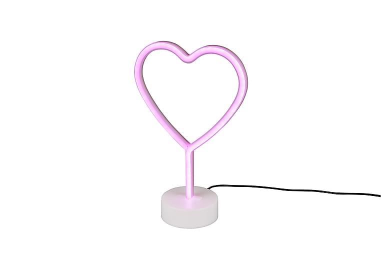LED-Pöytävalaisin Heart Valkoinen - TRIO - Valaistus - Sisävalaistus & lamput - Pöytävalaisimet