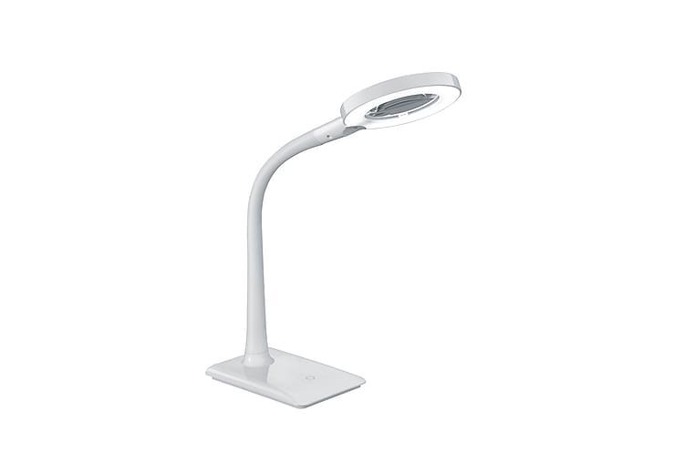 LED-Pöytävalaisin Lupo Ø13,5 cm Valkoinen - TRIO - Valaistus - Sisävalaistus & lamput - Pöytävalaisimet