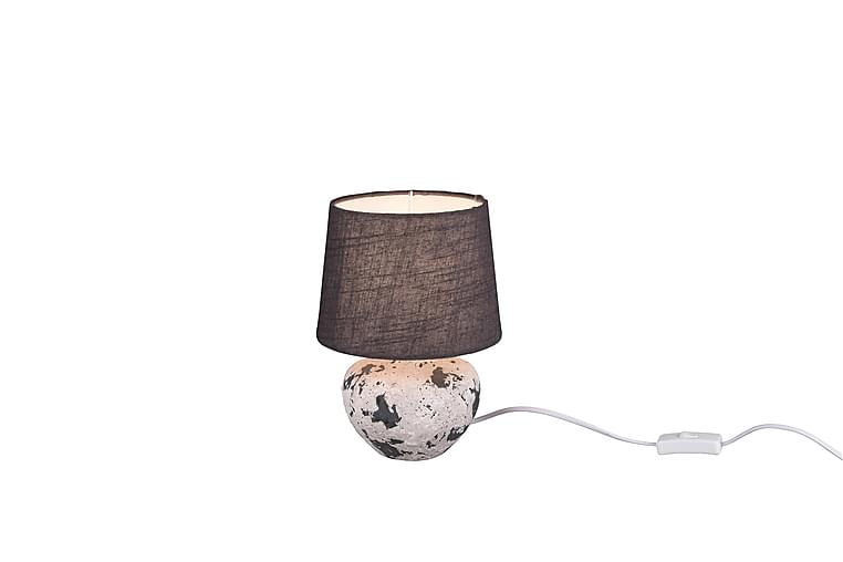 Pöytävalaisin Bay 18 cm E14 Harmaa - TRIO - Valaistus - Sisävalaistus & lamput - Pöytävalaisimet