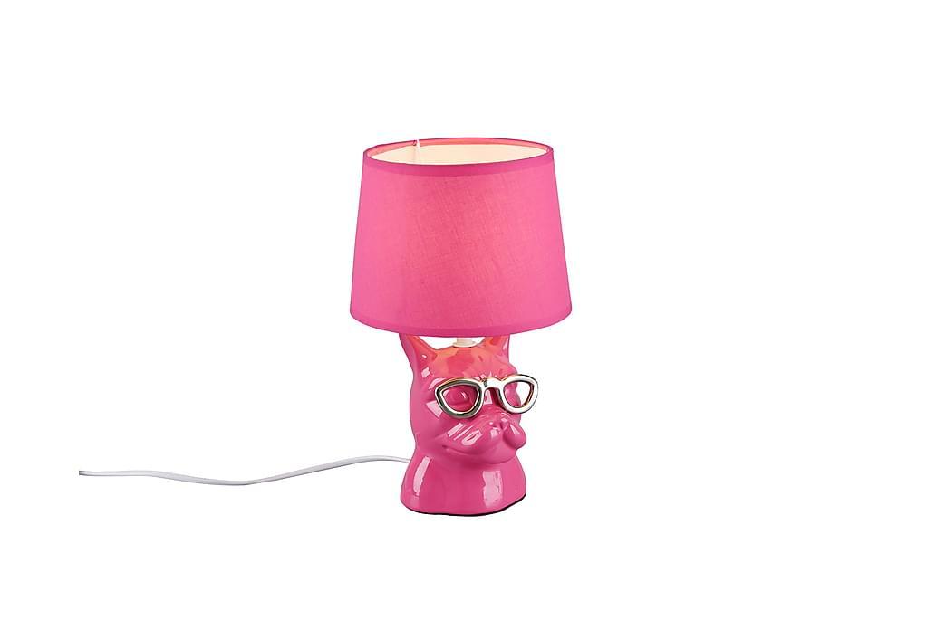 Pöytävalaisin Dosy Ø18 cm Pinkki - TRIO - Valaistus - Sisävalaistus & lamput - Pöytävalaisimet