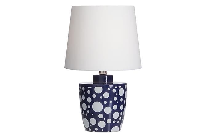Pöytävalaisin Dot Valkoinen/Sininen - Valaistus - Sisävalaistus & lamput - Pöytävalaisimet