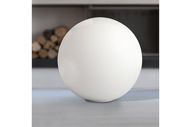 Pöytävalaisin Hesobe 30 cm - Valkoinen - Valaistus - Sisävalaistus & lamput - Pöytävalaisimet