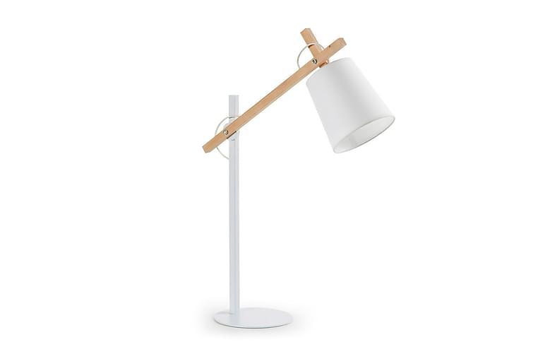 Pöytävalaisin Jovik 50/18 cm - Valkoinen - Valaistus - Sisävalaistus & lamput - Pöytävalaisimet