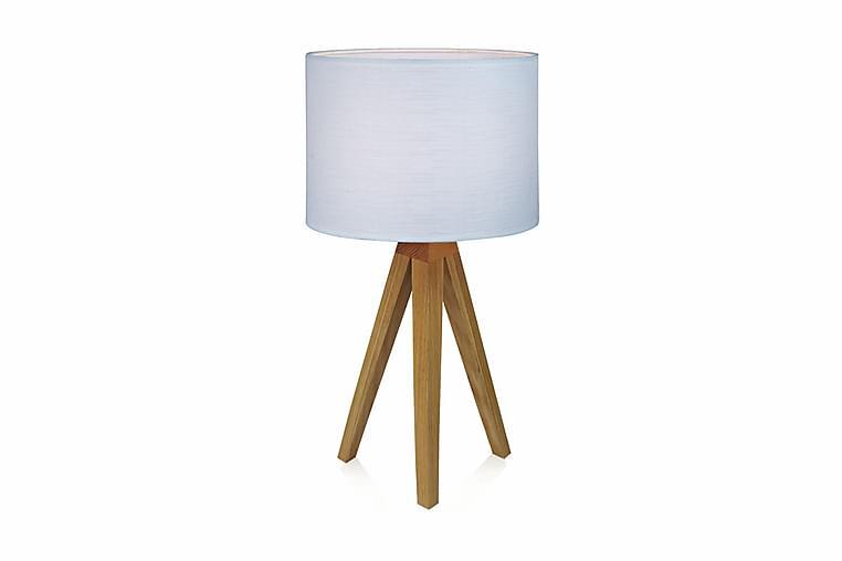 Pöytävalaisin Kullen 22,5 cm Tammi/Valkoinen - Markslöjd - Valaistus - Sisävalaistus & lamput - Pöytävalaisimet