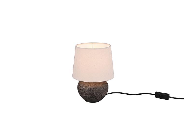 Pöytävalaisin Lou 18 cm E14 Ruskea - TRIO - Valaistus - Sisävalaistus & lamput - Pöytävalaisimet