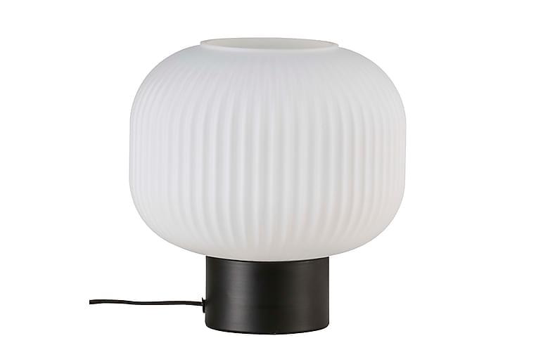 Pöytävalaisin Nordlux Milford Ø200x200mm Musta/Valkoinen - Nordlux - Valaistus - Sisävalaistus & lamput - Pöytävalaisimet