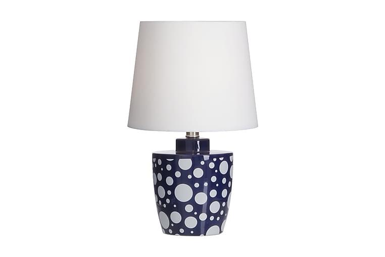 Pöytävalaisin Prikk Valkoinen/Sininen - Scan Lamps - Valaistus - Sisävalaistus & lamput - Pöytävalaisimet