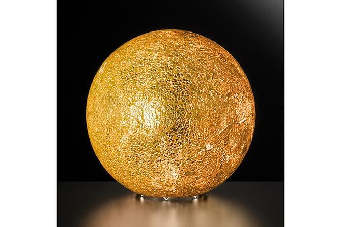 Pöytävalaisin Silva 25 cm - Kulta - Valaistus - Sisävalaistus & lamput - Pöytävalaisimet