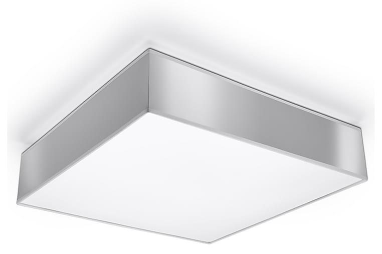 Plafondi Horus 45X45 cm Harmaa - Sollux-valaistus - Valaistus - Sisävalaistus & lamput - Kattovalaisimet