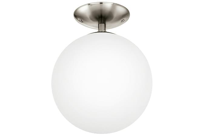 Plafondi Rondo 25 cm Nikkeli/Opaali - Eglo - Valaistus - Sisävalaistus & lamput - Plafondit