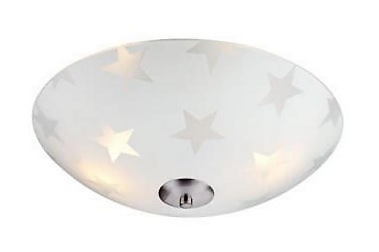 Plafondi Star LED 35 cm Huurre/Teräs - Markslöjd - Valaistus - Sisävalaistus & lamput - Kattovalaisimet