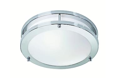Plafondi Täby LED Kromi/Valkoinen
