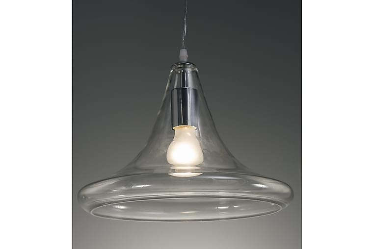 Kattovalaisin Alicia 1 lamppu Läpinäkyvä - AG Home & Light - Valaistus - Sisävalaistus & lamput - Kattovalaisimet