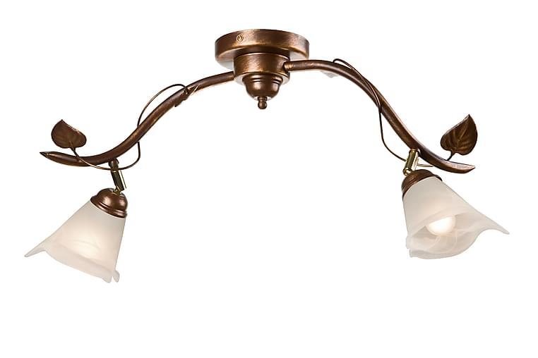 Kattovalaisin Argolell - Ruskea - Valaistus - Sisävalaistus & lamput - Kattovalaisimet