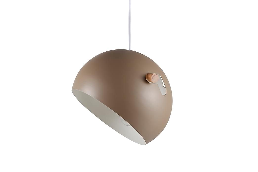 Riippuvalaisin Peseux Himmennettävä LED Medium - Ruskea - Valaistus - Sisävalaistus & lamput - Kattovalaisimet