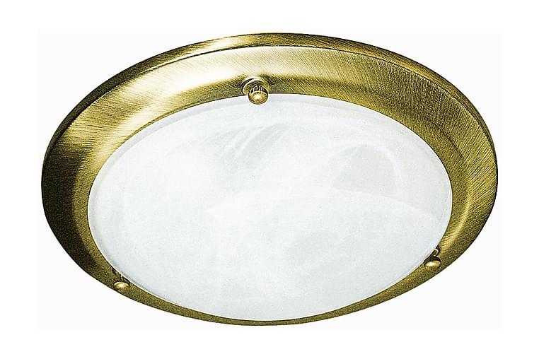 Valaisin Mona 60W E27 Antiikkimessinki - Malmbergs Elektriska - Valaistus - Sisävalaistus & lamput - Kattovalaisimet