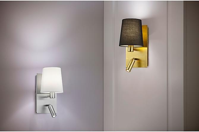 LED-seinävalaisin Trio Marriot, 308x140x176mm, kulta/musta - TRIO - Valaistus - Sisävalaistus & lamput - Seinävalaisimet
