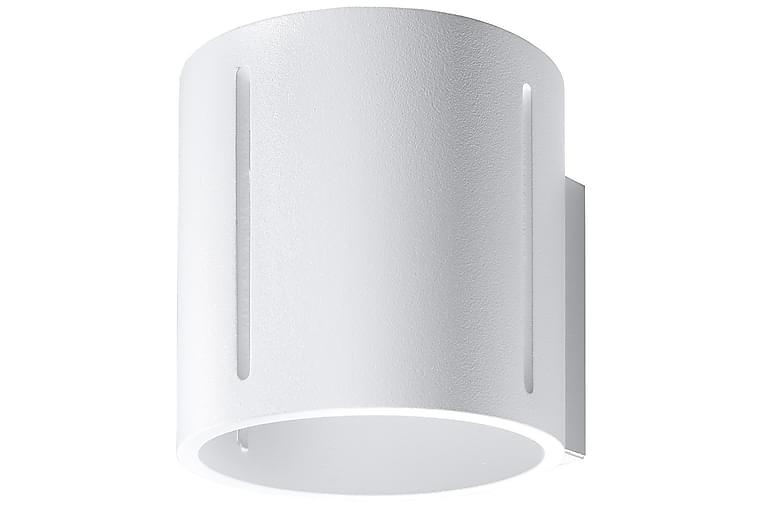 Seinävalaisin Inez Valkoinen - Sollux-valaistus - Valaistus - Sisävalaistus & lamput - Seinävalaisimet