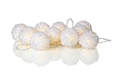 Valosarja Pallot Skön LED 10L Valkoinen